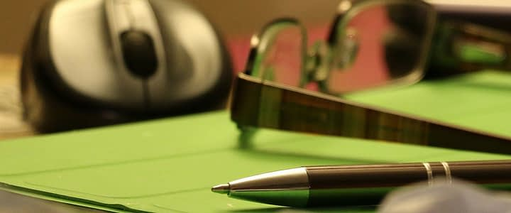 Spectacle and A Pen