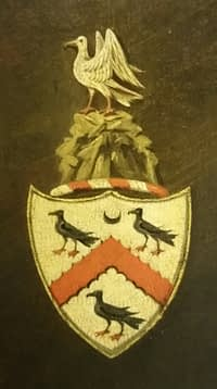 Donnithorne family coat of arms