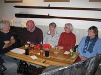 Pub quiz team